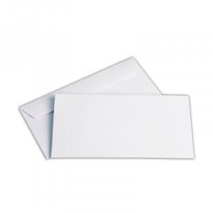 Φάκελος Αλληλογραφίας με Αυτοκόλλητο 11 x 23 cm - Λευκός (500 τεμ.)