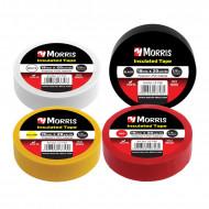 Μονωτική Ταινία Morris 19mm x 18m - Μαύρο