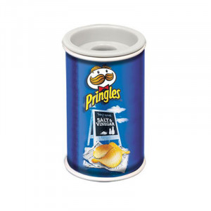 Ξύστρα HELIX license Pringles Salt & Vinegar