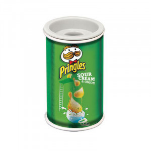 Ξύστρα HELIX license Pringles Sour Cream & Onions