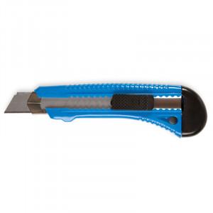 Κοπίδι Πλαστικό με Μεταλλική Ενίσχυση Forpus 18mm - Μπλε