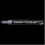 Μαρκαδόρος Ανεξίτηλος Donau 2.8mm - Μαύρο