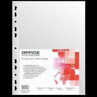 Θήκη Διαφανής 0.04mm Office Products A4 με 11 Τρύπες 40MIC - Διάφανο