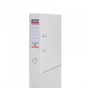 Κλασέρ Πλαστικό Typotrust PP Extra 8x32 - Άσπρο