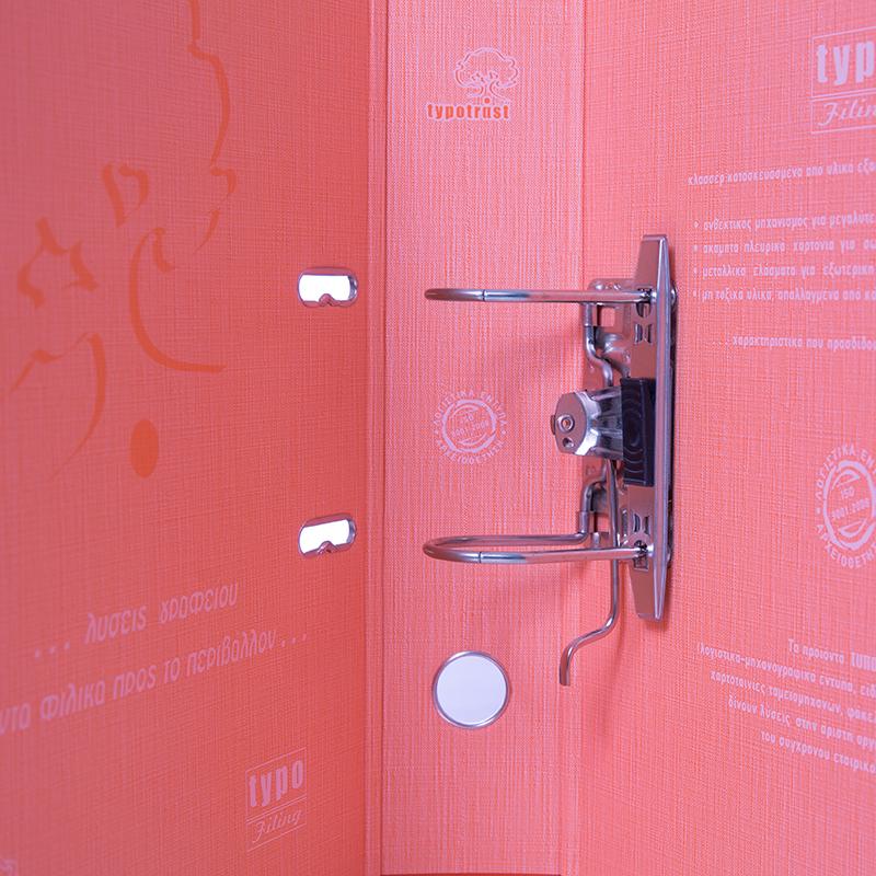 Κλασέρ Πλαστικό Typotrust PP Extra 8x32 - Κόκκινο