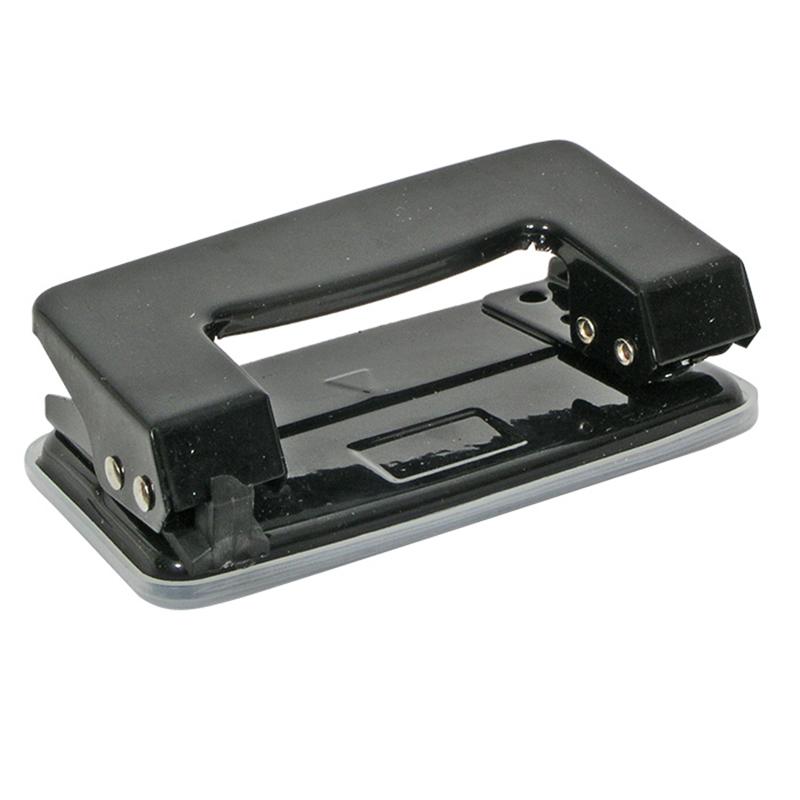 Περφορατέρ JUSTnote 7124 Μικρό 10.5 x 5.5 cm - Μαύρο