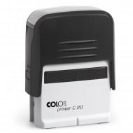 Σφραγίδα COLOP C20 - Μαύρο/Άσπρο