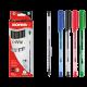 Στυλό Διαρκείας Kores K-Pen Super Slide K1-M - Κόκκινο