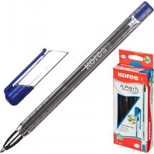 Στυλό Διαρκείας Kores K-Pen Super Slide K11-M - Μπλε