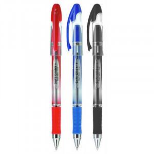 Στυλό Διαρκείας PENAC Soft Glider+ 1.0mm - Μαύρο