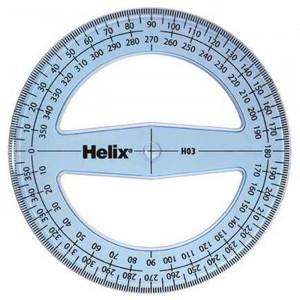 Μοιρογνωμόνιο Helix H03 10cm