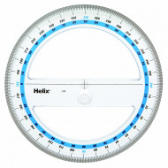 Μοιρογνωμόνιο Helix L09 15cm