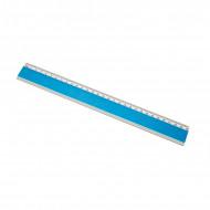 Χάρακας Ιταλίας Χρωματιστός 30cm - Μπλε
