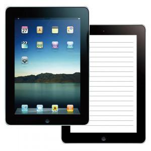 Σημειωματάριο JUSTnote iPad (104207)