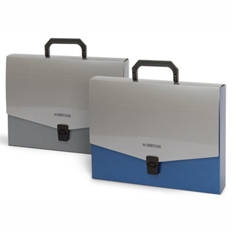 Τσάντα Χαρτοφύλακας Forpus A4 - Μπλε