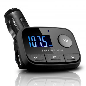 MP3 Player Αυτοκινήτου Energy Sistem 384600 FM LCD SD / SD-HC 32GB USB - Μαύρο