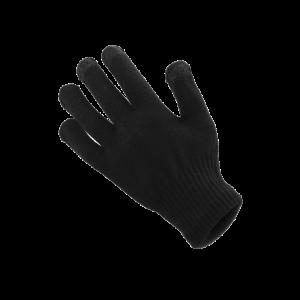 Γάντια για Οθόνη Αφής Ανδρικά - Μαύρο