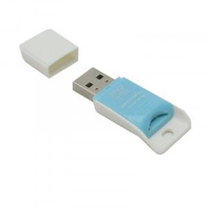 Card Reader MicroSD TF SY-T68 - Μπλε