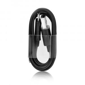 Καλώδιο Φόρτισης Και Μεταφοράς Δεδομένων MICRO USB (Long Connector) Σε USB - Μαύρο