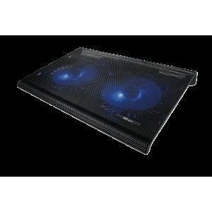 Βάση στήριξης και ψύξης Trust Azul Laptop Cooling Stand με διπλό ανεμιστήρα