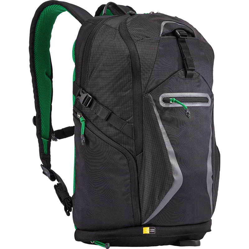"Σακίδιο για Laptop Case Logic BOGB115K Griffith Park Backpack 15.6"" - Μαύρο / Γκρι"