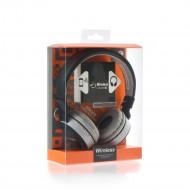 Ακουστικά Bluetooth Stereo MS-881 - Μαύρο