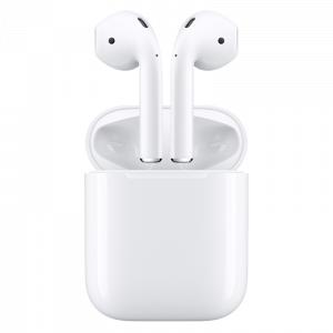 Bluetooth Headset Apple AirPods - Άσπρο