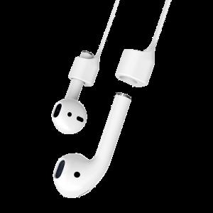 Μαγνητικό Strap Baseus για Apple AirPods - Γκρι