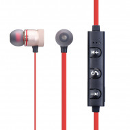Bluetooth Headset BEGO Stereo SP001 - Χρυσό