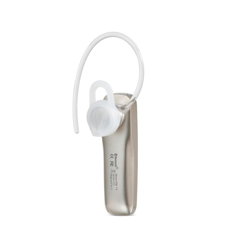 Ακουστικό Bluetooth Remax RB-T8 - Άσπρο