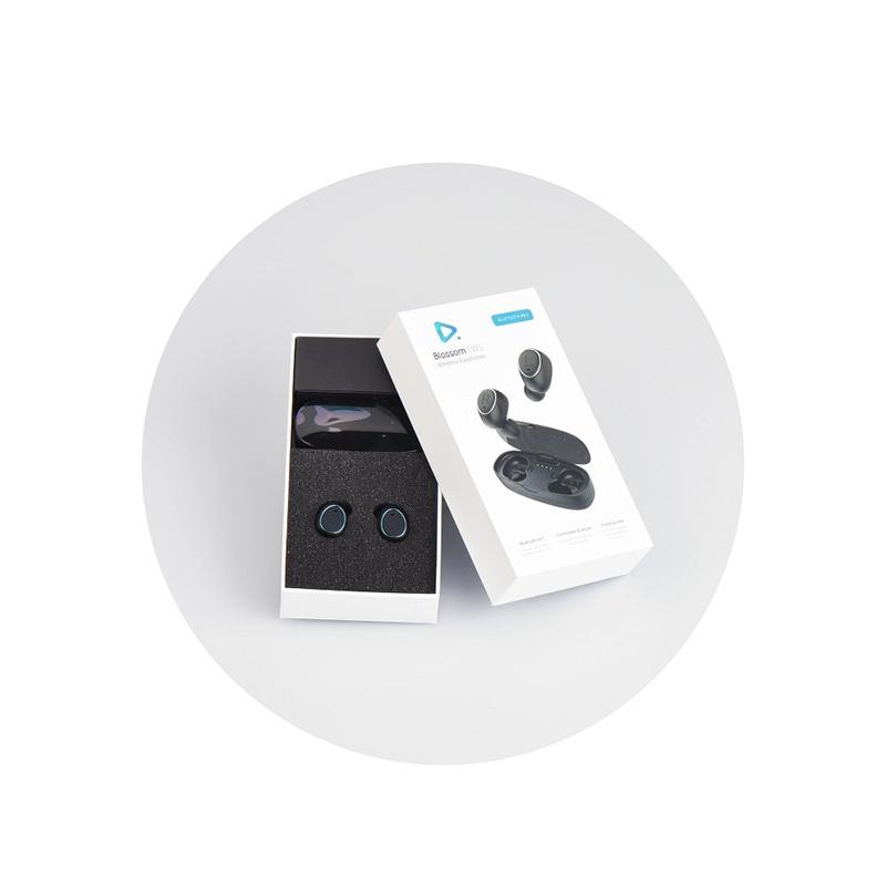 Bluetooth Headset Blossom TWS BT4.1 - Μαύρο