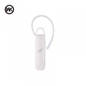 Ακουστικό Bluetooth WK-Design BS150 - Άσπρο
