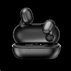 Bluetooth Headset Xiaomi Haylou GT1 Plus - Μαύρο