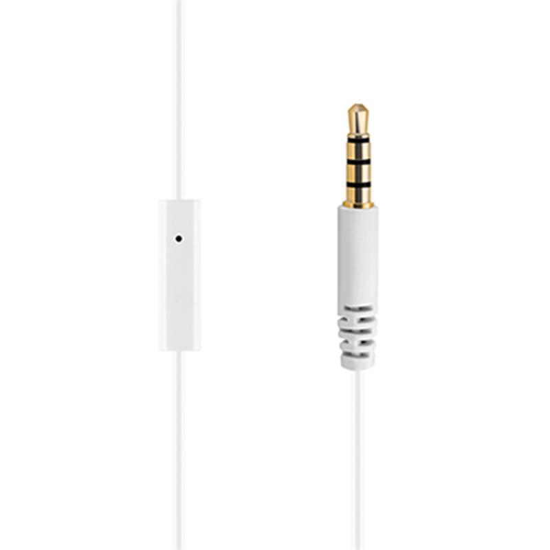 Handsfree Ακουστικά ACME HE15W Groovy - Άσπρο