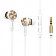 Handsfree Ακουστικά Baseus Encok Series - Χρυσό