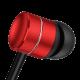 Handsfree Ακουστικά Baseus Enock H04 - Κόκκινο