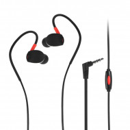 Handsfree Αθλητικά Ακουστικά Bluestar JM36 - Κόκκινο