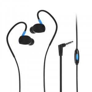 Handsfree Αθλητικά Ακουστικά Bluestar SP93 - Μπλε