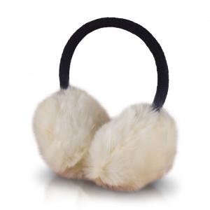 Headphones Forever Fluffy - Εκρού