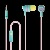 Handsfree Ακουστικά Forever JSE-200 Pastel