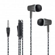 Handsfree Ακουστικά Forever SE-110 Stereo - Μαύρο