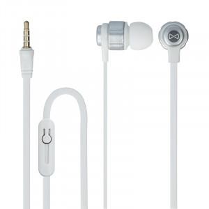 Handsfree Ακουστικά Forever SE-400 Stereo - Άσπρο