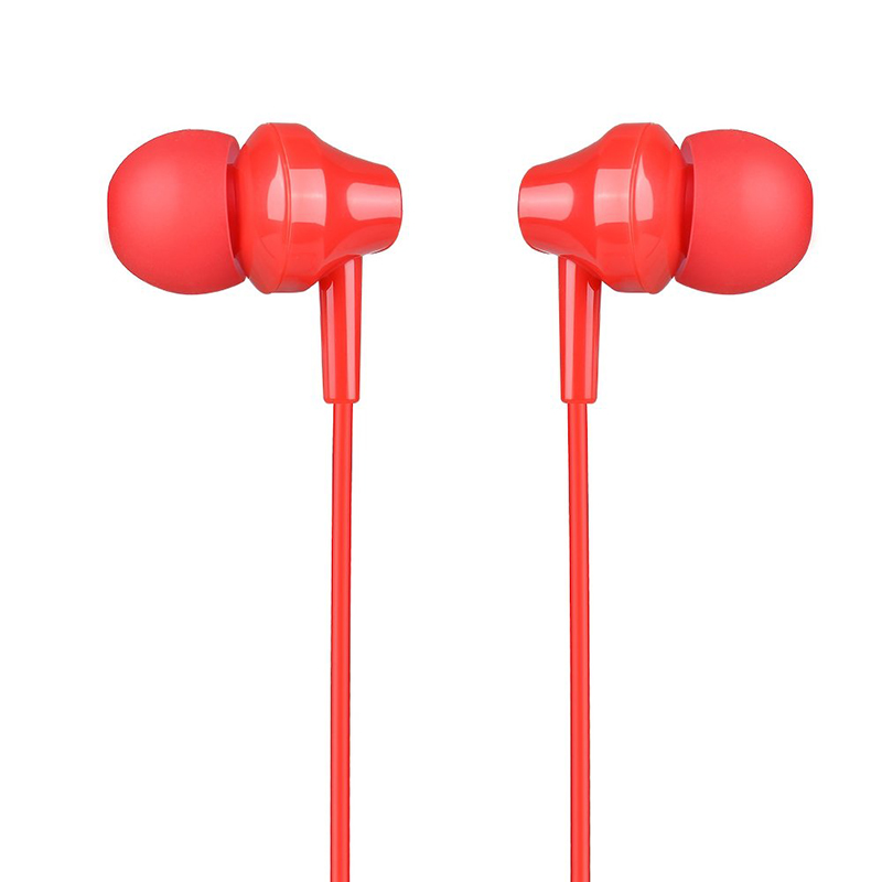 Handsfree Ακουστικά HOCO M14 - Κόκκινο