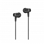 Handsfree Ακουστικά HOCO M34 - Μαύρο