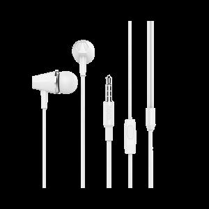 Handsfree Ακουστικά HOCO M34 - Άσπρο
