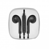 Handsfree τύπου Apple EARPODS Type-C - Μαύρο