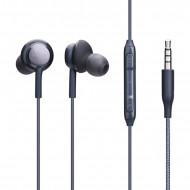 Handsfree OEM Stereo Ακουστικά Perfect - Μαύρο