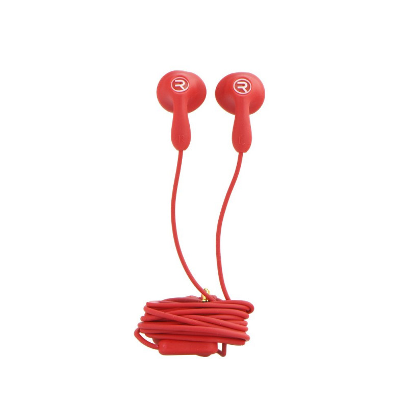 Handsfree Ακουστικά REMAX RM-301 Candy - Κόκκινο