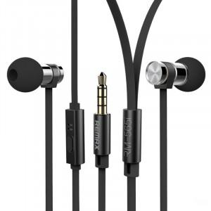 Handsfree Ακουστικά Remax RM-565i - Μαύρο