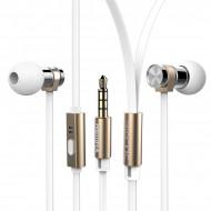 Handsfree Ακουστικά Remax RM-565i - Άσπρο